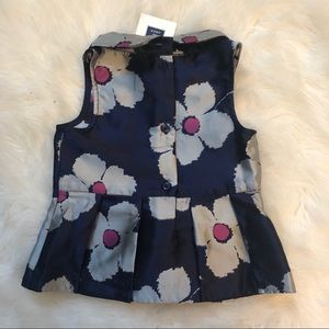 Janie and Jack Shirts & Tops - Janie and Jack floral top